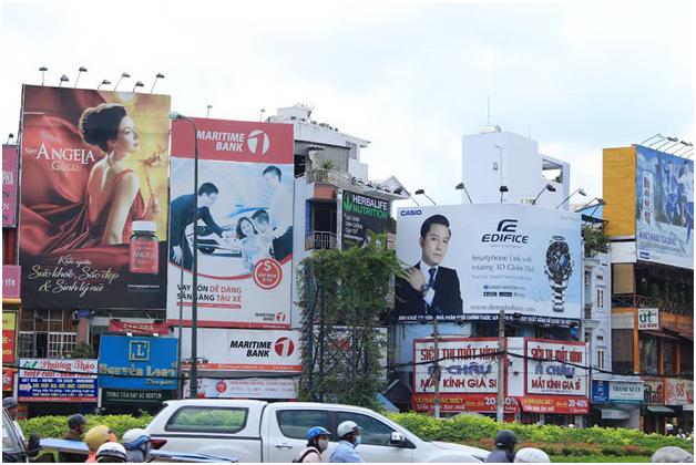 Nhận thi công bảng hiệu quảng cáo giá rẻ - nhanh chóng - chất lượng 2