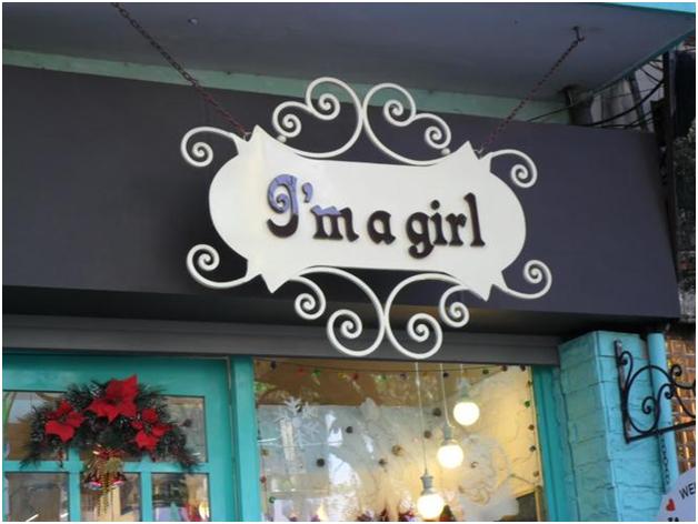 Thiết kế biển hiệu Shop đẹp - giá rẻ - uy tín tại Tân Bình 1