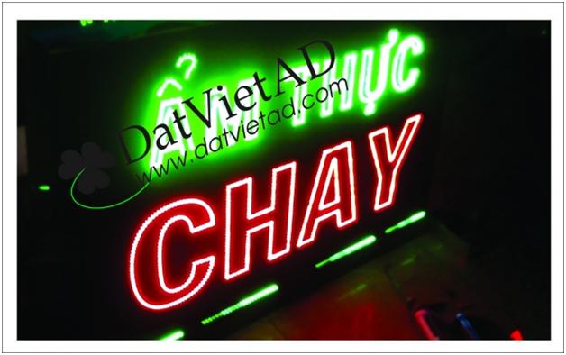 Thiết kế biển hiệu Shop đẹp - giá rẻ - uy tín tại Tân Bình 2