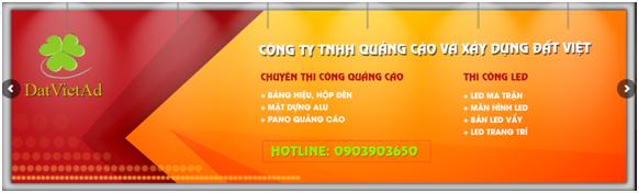 Thợ thi công quảng cáo giá rẻ - uy tín tại TPHCM 2