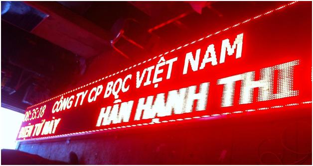 Dịch vụ thi công bảng led ma trận quận Bình Thạnh nhanh chóng - chuyên nghiệp 3