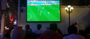 Chuyên lắp đặt màn hình led xem bóng đá chất lượng giá tốt 2