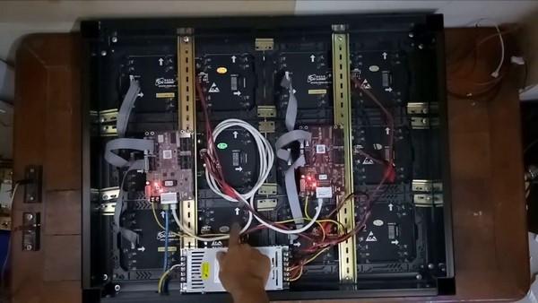 Hướng dẫn cách làm màn hình led đúng kỹ thuật 2