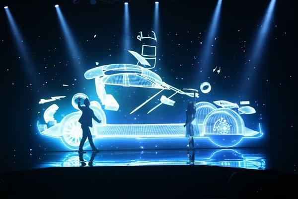 Những màn múa tương tác màn hình led khiến người xem không khỏi trầm trồ 3