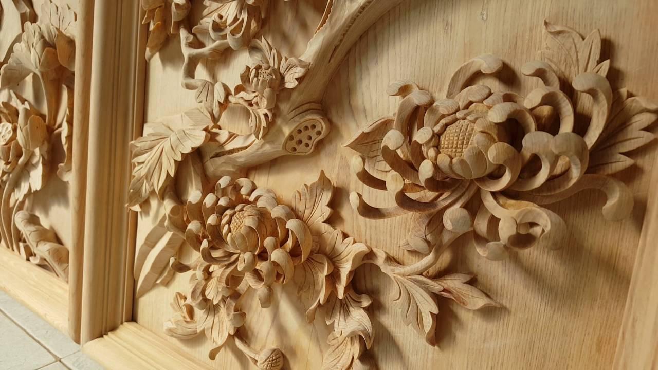 Cắt CNC gỗ TPHCM nghệ thuật ở đâu 1