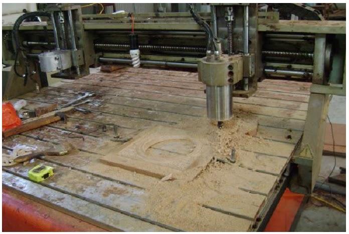 Báo giá cắt CNC gỗ thông tại TPHCM 1