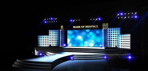 Màn hình LED sân khấu cỡ lớn giá rẻ 1