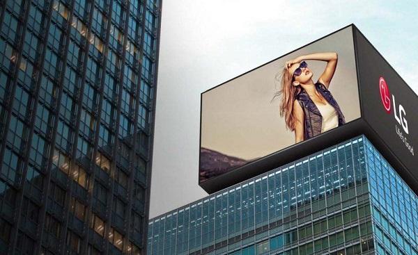 màn hình led outdoor ㄉ