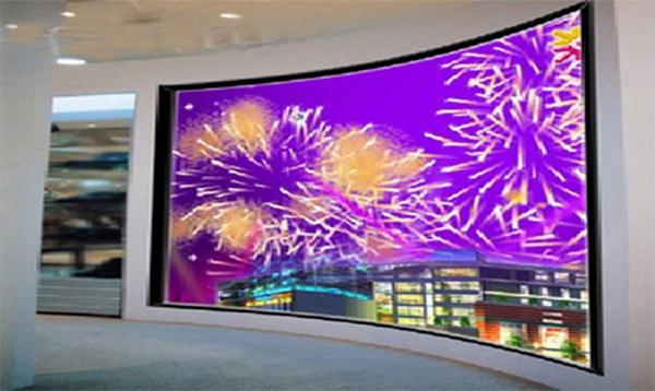 màn hình led quảng cáo trong nhà 1