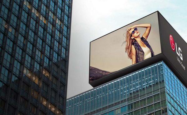 quảng cáo trên màn hình led 2