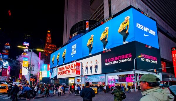quảng cáo màn hình led ngoài trời 1