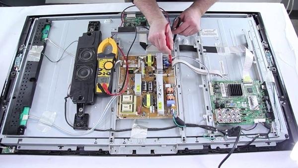 sửa chữa bảng lịch họp điện tử 2