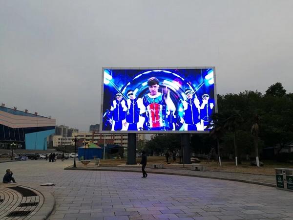 màn hình led khổ lớn Bình Chánh 2