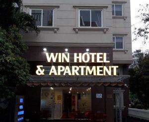 bảng quảng cáo khách sạn 2
