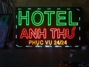 bảng led khách sạn 2