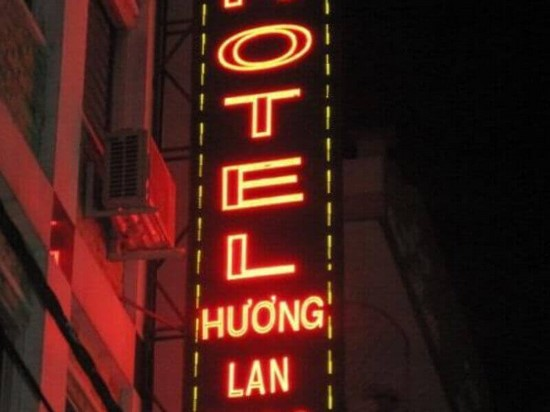 biển hiệu khách sạn led 2