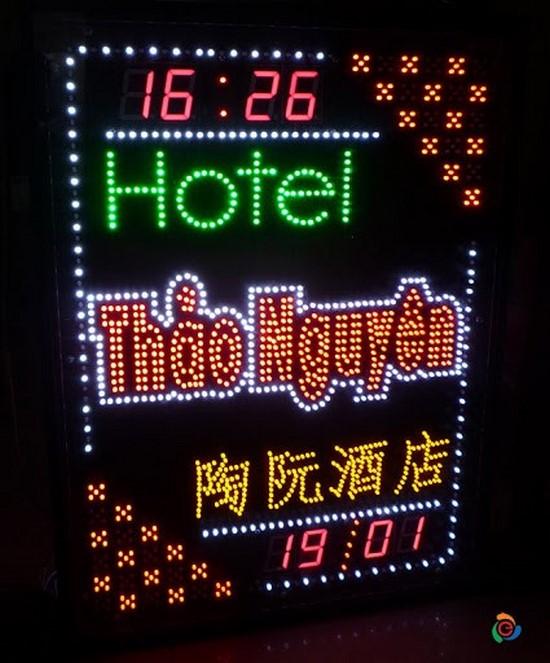 biển led khách sạn 5