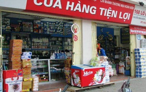 Biển hiệu cửa hàng tạp hóa 1